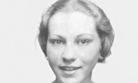 Marie Jalowicz Simon, circa 1944